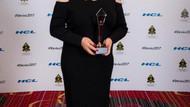 Stevie Awards'dan Ayşegül Akşak'a yılın kadın girişimcisi ödülü