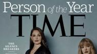 Cinsel istismara uğrayan kadınlar Time'ın kapağında