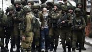 İsrail'i dünyaya rezil eden fotoğraf! Filistinli çocuğu..