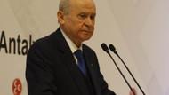 Bahçeli'den Reza Zarrab tepkisi: Rüşvetçi casusun kokmuş ifadeleri