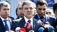 Abdullah Gül'den KHK eleştirisi
