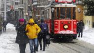 İstanbullular dikkat: Kar geliyor