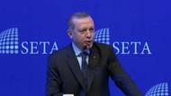 Erdoğan: Bir şey dikkatinizi çekti mi?