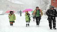 İstanbul'da okullar tatil mi? 13 Şubat'ta hava durumu nasıl olacak?