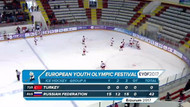 Rusya'ya 42-0 yenilen Türkiye buz hokeyi takımının hocası: Daha çok fark bekleniyordu..