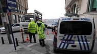 Son dakika: Beyoğlu'nda terör alarmı! Şüpheli araçlar aranıyor