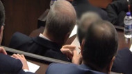 AK Parti Grup toplantısında şok görüntü
