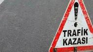Kayseri'de feci kaza! Yolcu otobüsü devrildi: 21 yaralı var