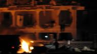 Şanlıurfa'da bombalı saldırı! Olay yerinden ilk görüntüler