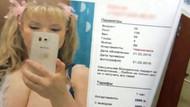 Fuhuş operasyonunda yakalanan Rus kadın