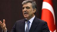 Abdullah Gül'den Trump açıklaması: Teröristlere avantaj sağlayacak