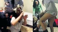 Trabzon'da kızların dövdüğü o kız konuştu