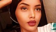 ABD'nin yeni yıldızı Somalili Halima