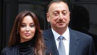 Aliyev, karısını cumhurbaşkanı yardımcısı olarak atadı