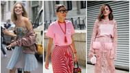 Pembenin 50 Tonu! 2017 İlkbahar-Yaz modasının rengi