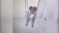 Fenomen bebek Harlen Bodhi sosyal medyayı sallıyor