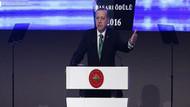 Erdoğan: Bir evet safı var, bir hayır safı var