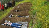 Eşlerinden boşanan kadınlara mezarlık terapisi