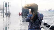 Meteoroloji'den batıya kuvvetli lodos uyarısı