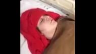 Narkozun etkisindeyken Recep Tayyip Erdoğan diyerek ağlayan genç