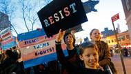 ABD'de tuvalet isyanı sokaklara taştı