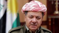 Erdoğan ile görüşmek için Türkiye'ye gelen Barzani'den HDP çıkışı