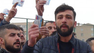 Stada alınmayan biletli taraftarlar isyan etti
