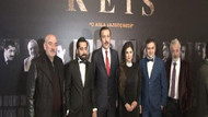 Erdoğan'ın hayatını anlatan Reis filminin galası yapıldı
