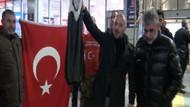 Atatürk Havalimanı'nda Kürt Bölgesel bayrağı eylemi