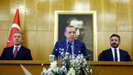 Erdoğan'dan bomba fotoğrafla mesaj