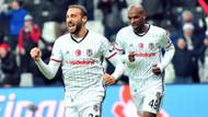 Beşiktaş'ın derbi muhtemel 11'i