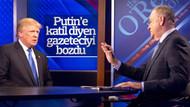 Trump'tan Putin'e katil diyen gazeteciye: ABD masum mu?