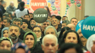HDP'nin referandum sloganı belli oldu