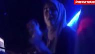 Gelin adayı Hanife'nin gece kulübü görüntüleri ortaya çıktı!