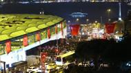 Bilet bulamayan 2 Beşiktaş taraftarı geceden tırmanıp Arena'ya girdi