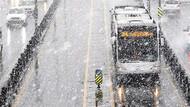 Dikkat! Son dakika bilgilerine göre kar yağışı geri dönüyor