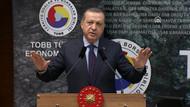 Erdoğan'dan ünlü işadamına sert çıkış: Benimle pazarlık etme