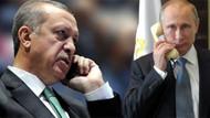 Putin, Cumhurbaşkanı Erdoğan'ı arayıp üzüntülerini iletti