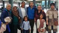 Serhat Akın'ın eşi ve çocukları ilk kez...