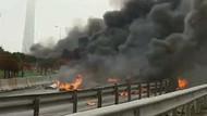 Son dakika haberleri: İstanbul Beylikdüzü'nde Helikopter düştü: 6 kişi öldü