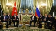 Putin: Rus-Türk ilişkilerinin gelişmesi için çalışıyoruz