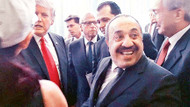Trump'la görüşen ilk Türk işadamı
