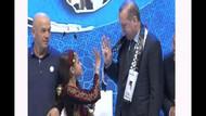Filistinli çocuk Erdoğan'ın Rabia işaretini çak sandı
