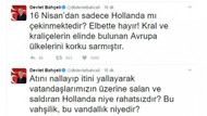 MHP Lideri Devlet Bahçeli: Atını nallayarak, itini yallayarak Türklere saldıran Hollanda...