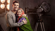 Cristiano Ronaldo ile Ümmiye Teyze aynı reklam filminde