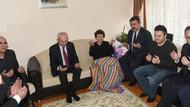 Kılıçdaroğlu'ndan ünlü oyuncuya başsağlığı ziyareti