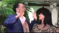 Adnan Oktar Sibel'le dans etti
