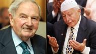 Necmettin Erbakan David Rockefeller'in dünyayı nasıl yönettiğini ve illuminatiyi böyle anlatmıştı