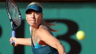 Maria Sharapova'dan olay itiraf