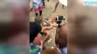 Genç kızların kavgası sosyal medyada olay oldu